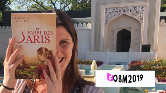 #OBM2019 – Weltreisende und Autorin