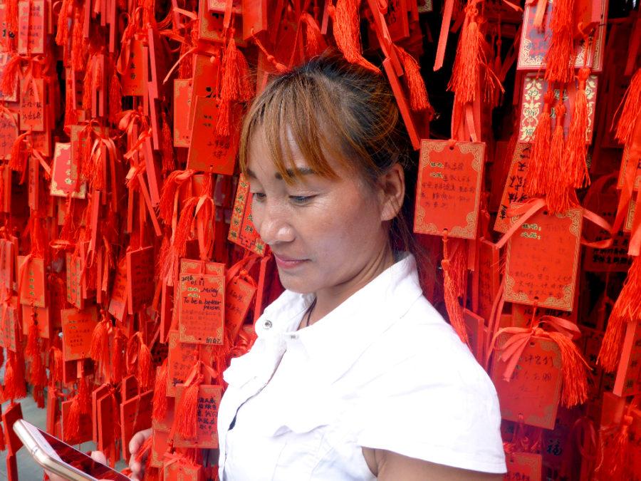 Das Schönheitsideal in Südchina