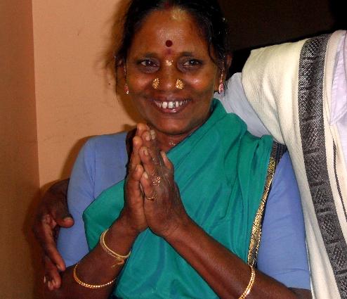Das Schönheitsideal in Südindien