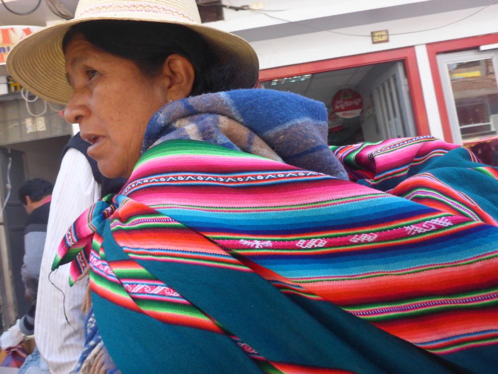 Das Schönheitsideal der Cholitas