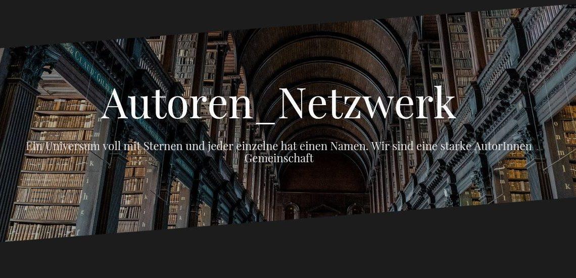 Blogvorstellung Autorennetzwerk